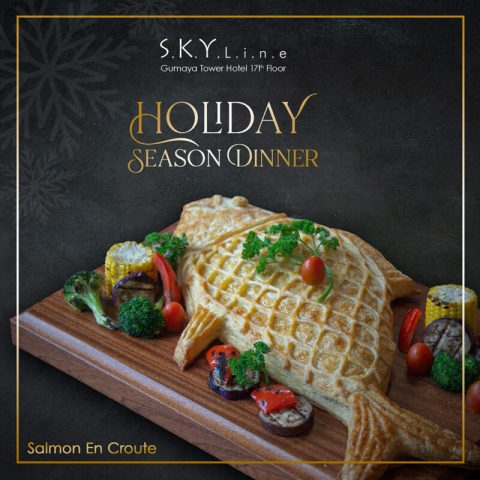 Skyline Holiday Season Dinner